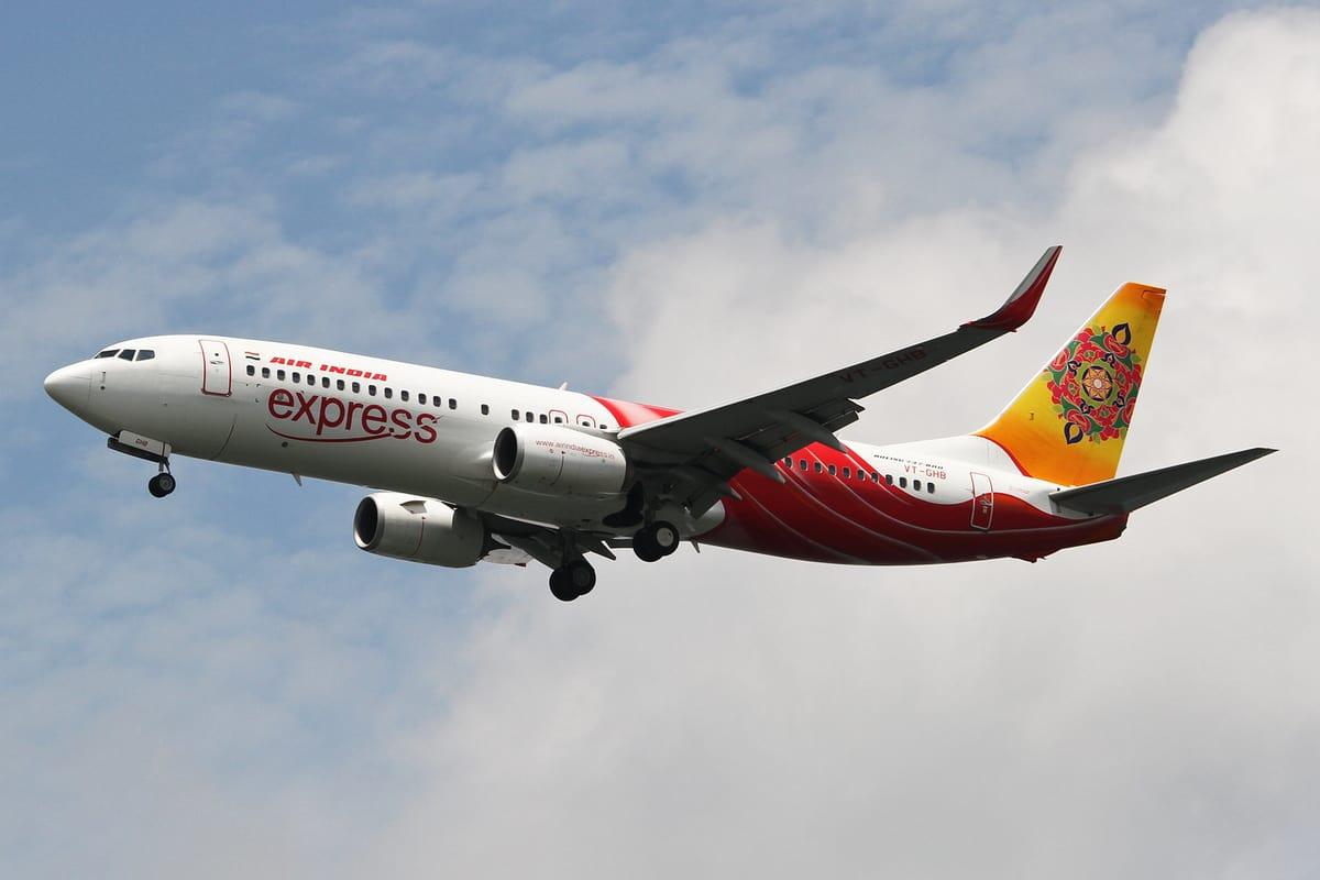 Air India Express Flights In December