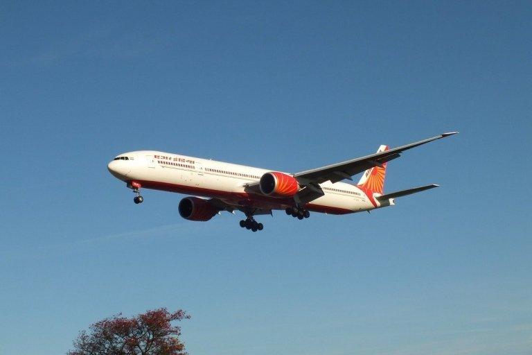 Air India Flights France January