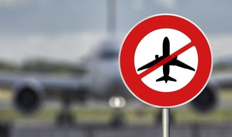 International Flight Suspension