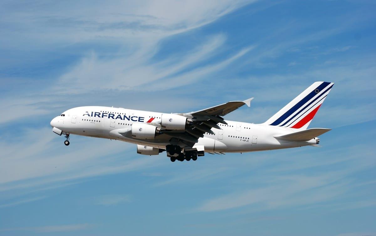Paris-Vancouver Direct Flights Air France
