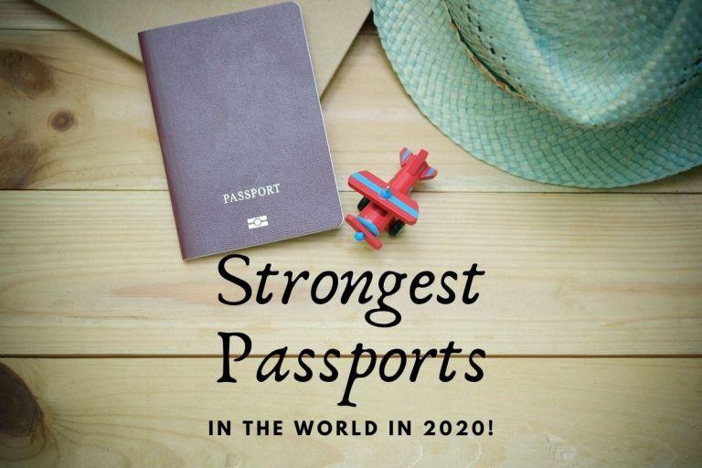 Strongest Passports In World