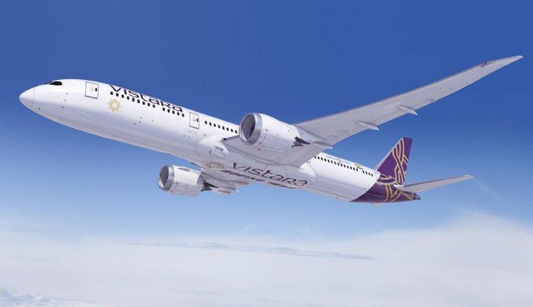 Vistara Direct Flights To United States