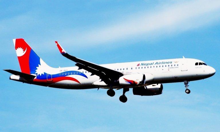 Nepal Airlines Flight Delhi Kathmandu
