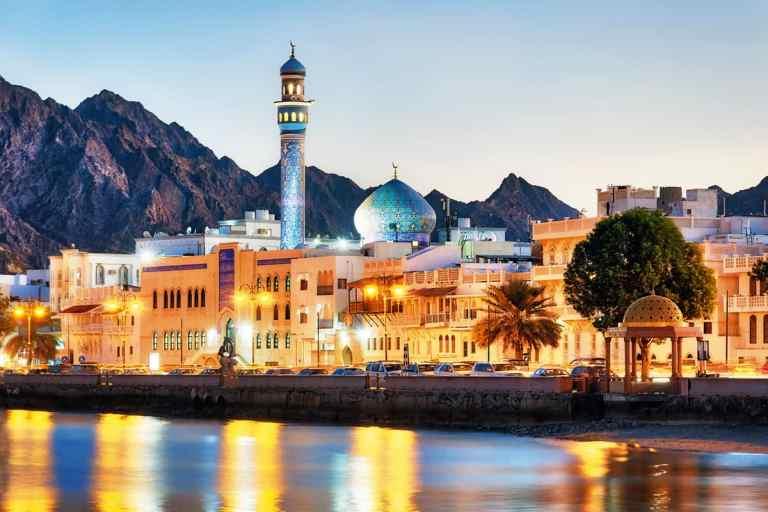 Oman Visa Free Entry