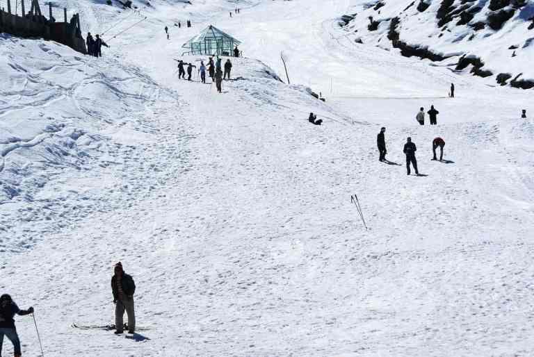 Uttarakhand Welcome Tourists Christmas