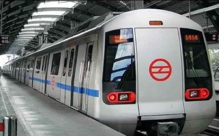 1000 KMs Metro Train