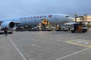 Air Canada Layoff Employees