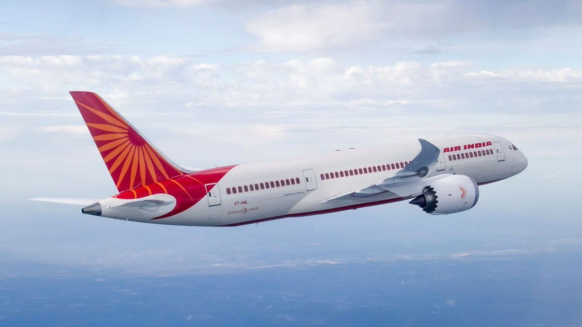 Air India Flight Schedule For January