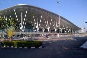 Bengaluru Airport Aero India show