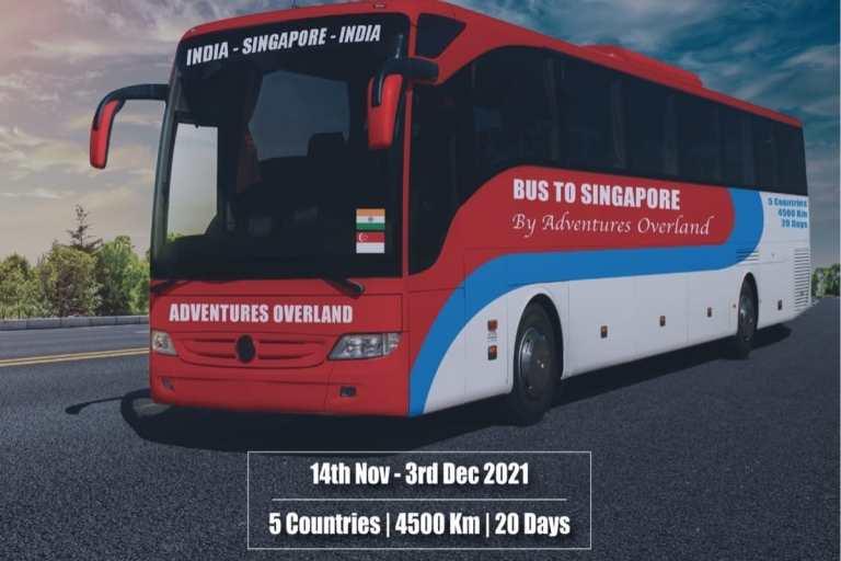 Bus Service India Singapore