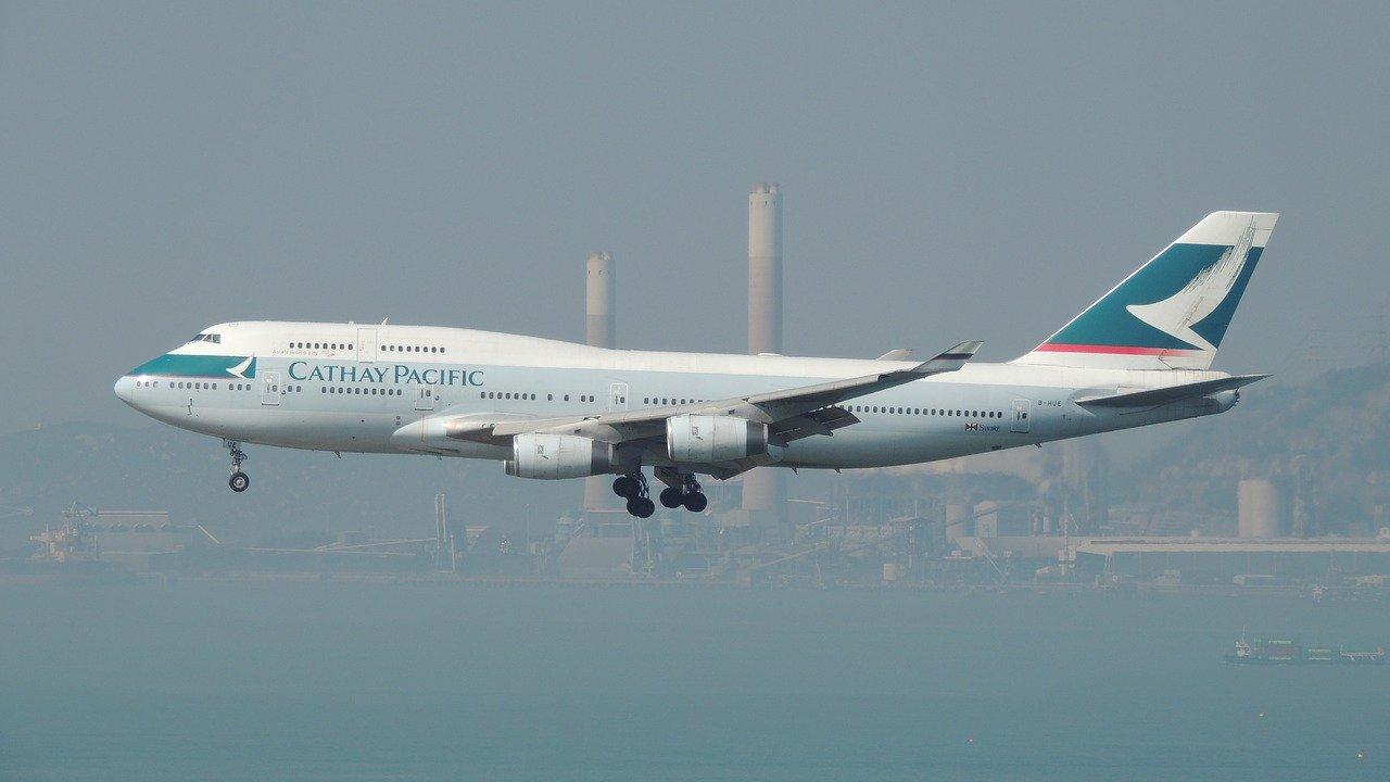 Cathay Pacific Flights UK