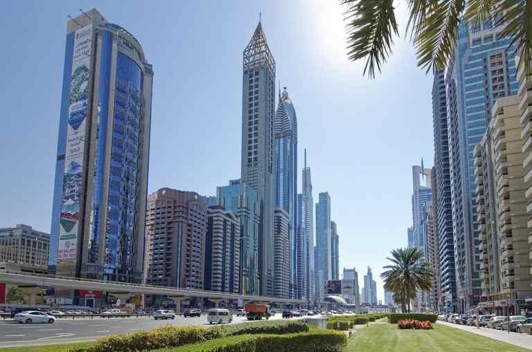 Dubai world's 10 safest cities 2021