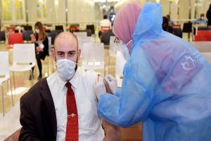 Emirates Group COVID-19 Vaccination