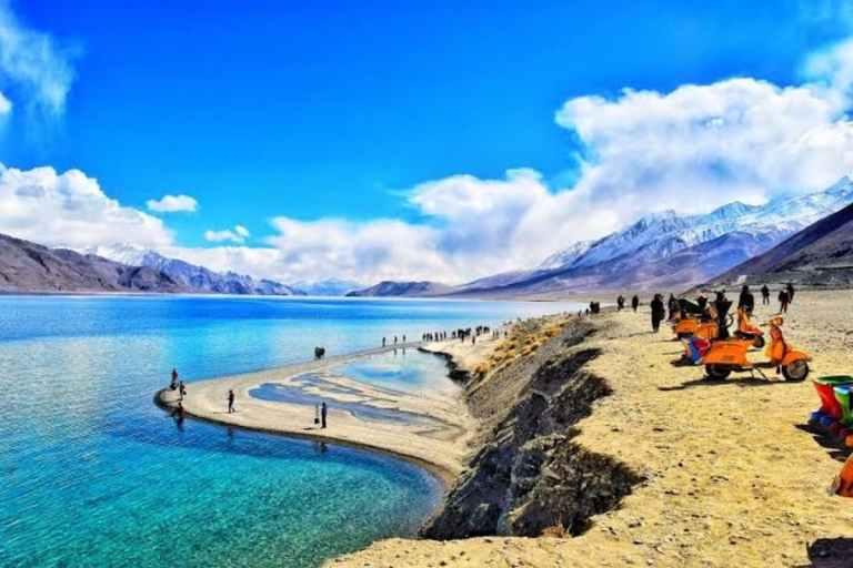 Ladakh Reopens Pangong Lake