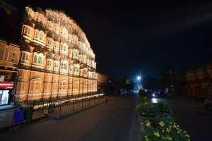Rajasthan Impose Night Curfew