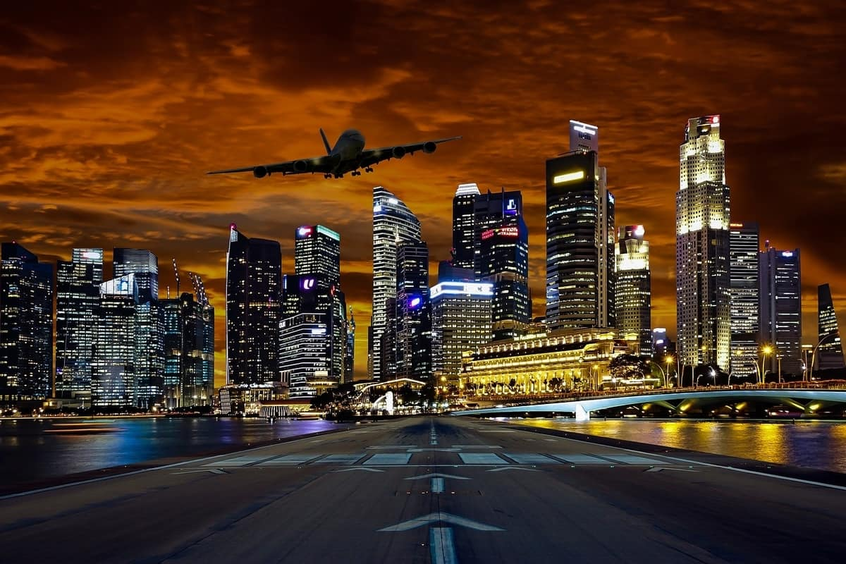 Singapore Relax Restrictions Vaccinated Travellers