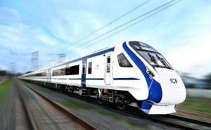 Tender For Vande Bharat Type Train