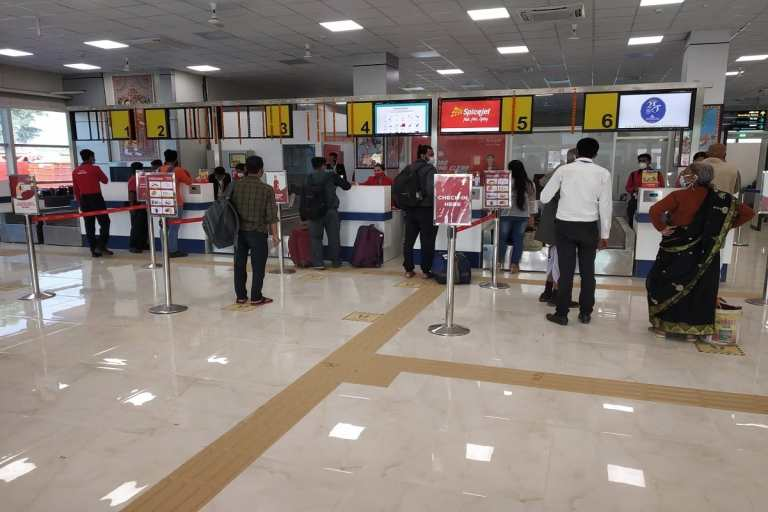 UDAN 57K Passengers Travelled