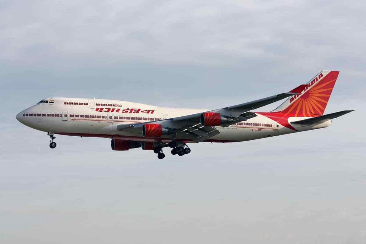 15000 Crore Air India sale