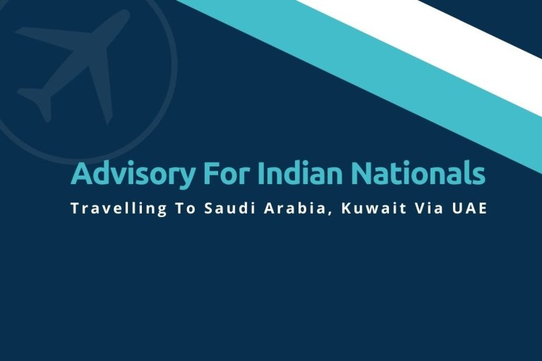 Advisory For Indian Nationals