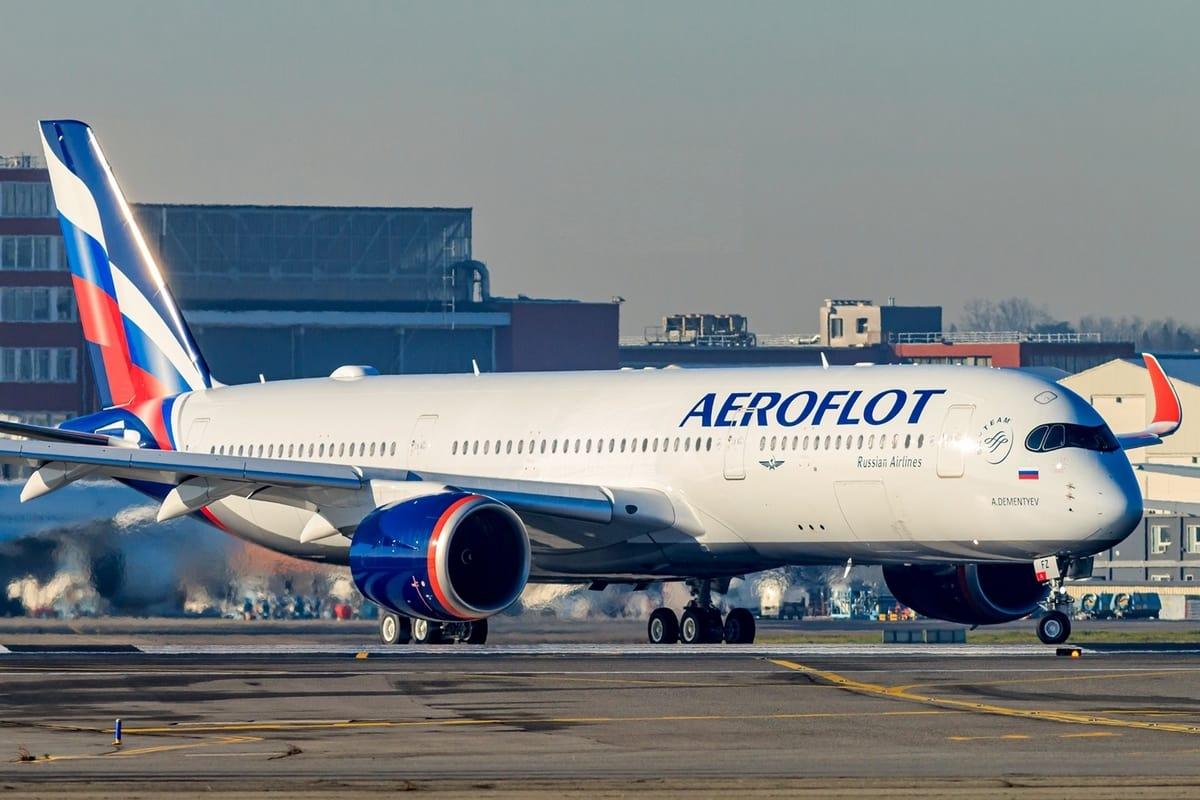 Aeroflot Delhi Moscow Flights