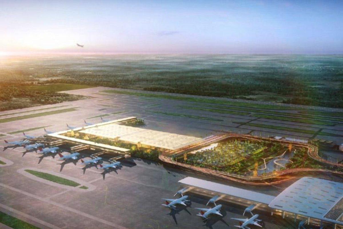 Bengaluru Airport Runways