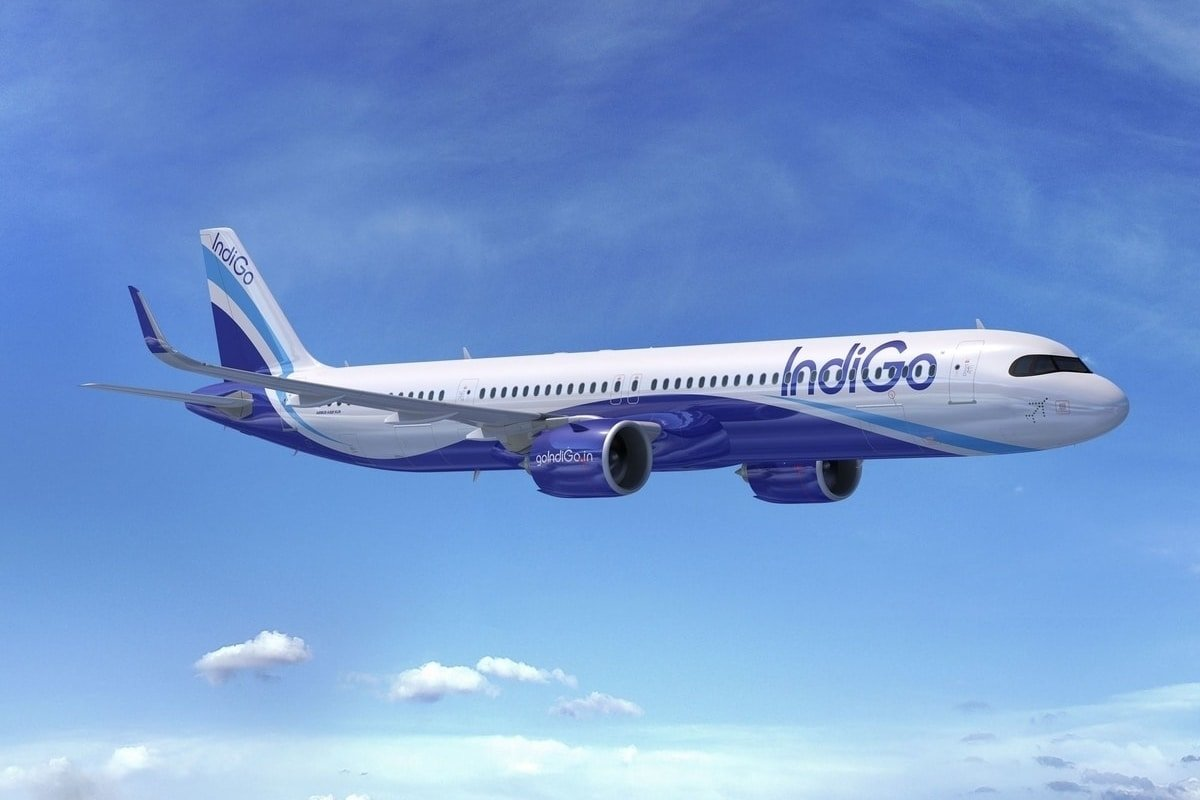 DAE Signs Lease Agreement With IndiGo