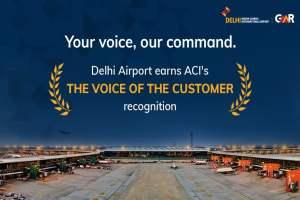 Delhi Hyderabad Airports ACI Recognition