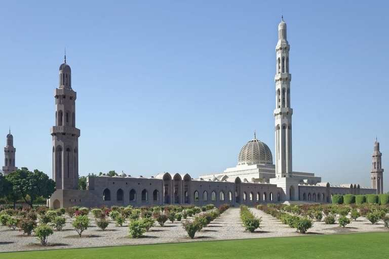 Oman Closed land Borders