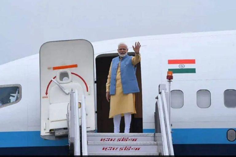 Wanderlust Side Of PM Modi