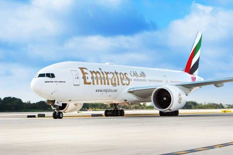 Emirates Flights To Orlando