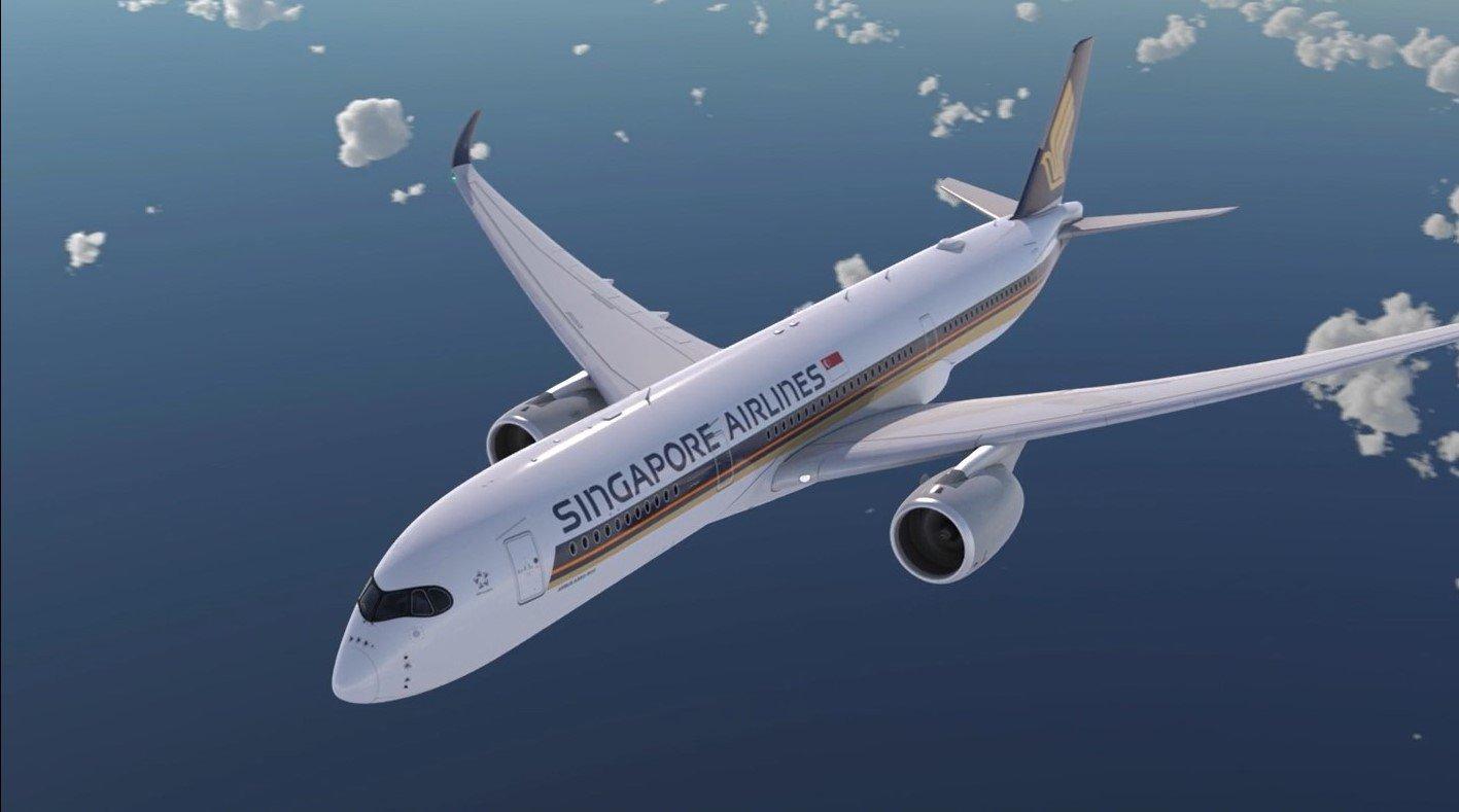 Singapore Australia Air Bubble