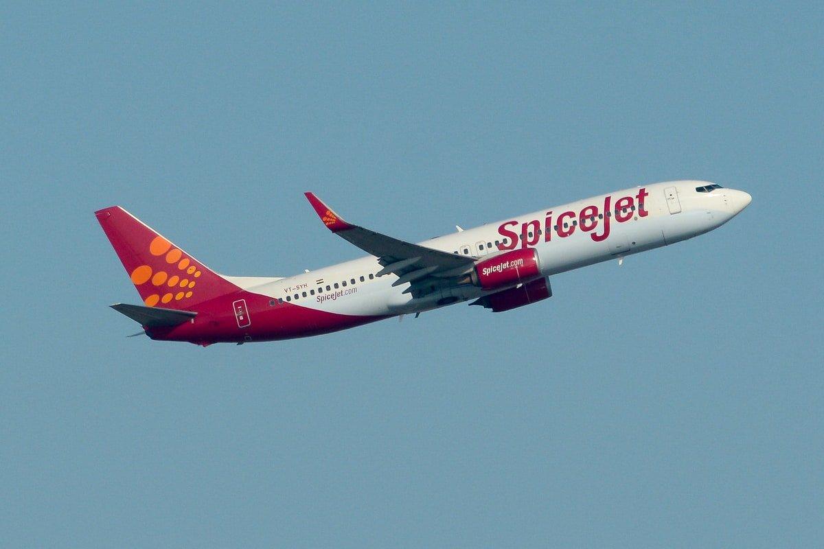 SpiceJet Zero Change Fee Offer