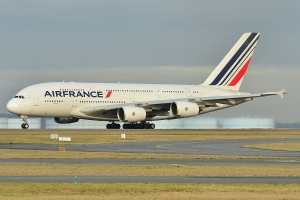 Air France Launched Self Bag Drop