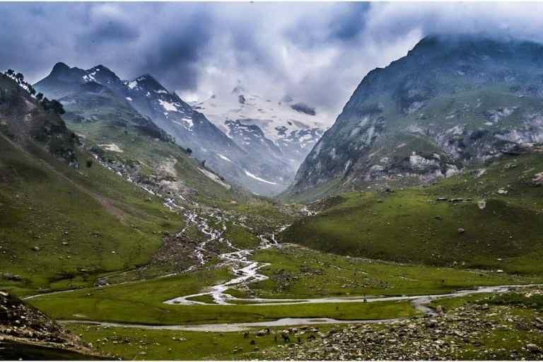 High Himalayan Valleys