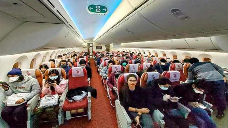 Indians Returned From Singapore