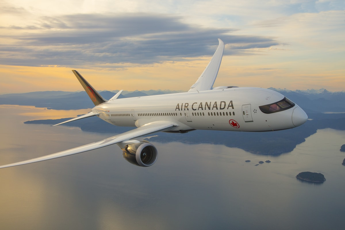 Air Canada Expanding Operations To India
