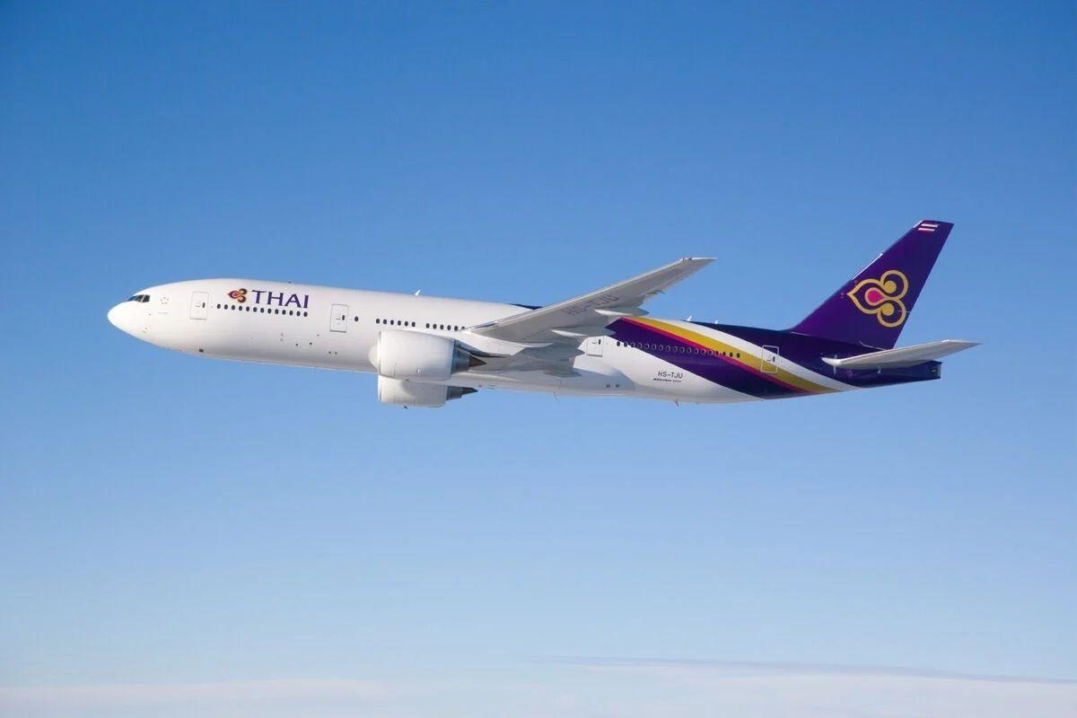 Thai Airways Flights To 16 Destinations