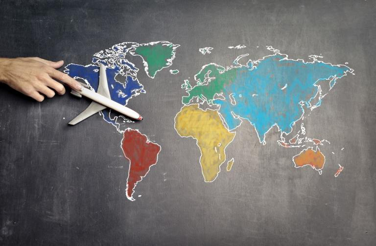 Guidelines For International Air Travel