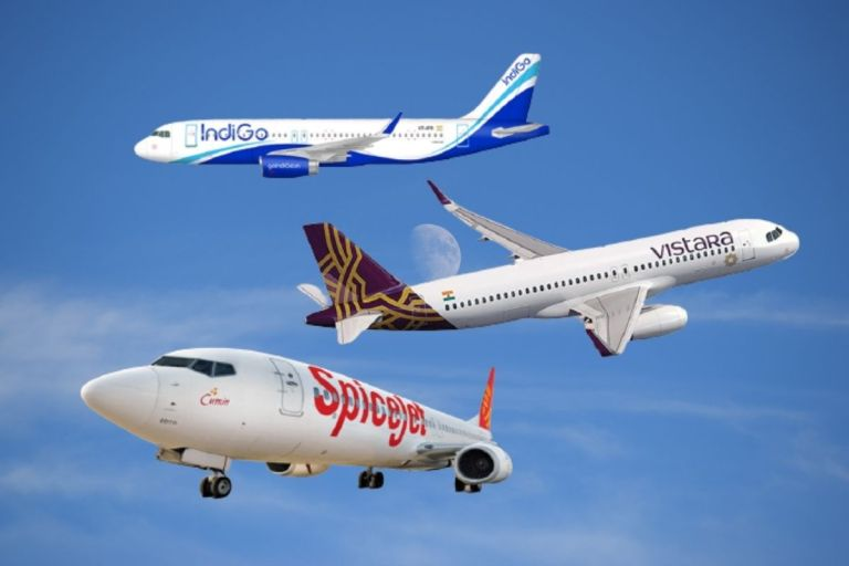 Indian Airlines Start Accepting Bookings For UAE