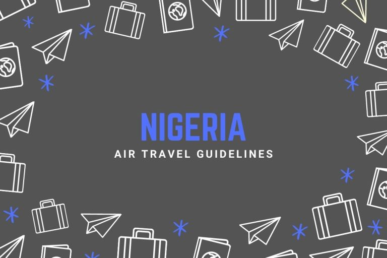 Nigeria Air Travel Guidelines