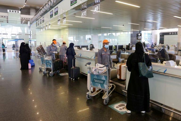 Saudi Arabia Bans Entry From UAE
