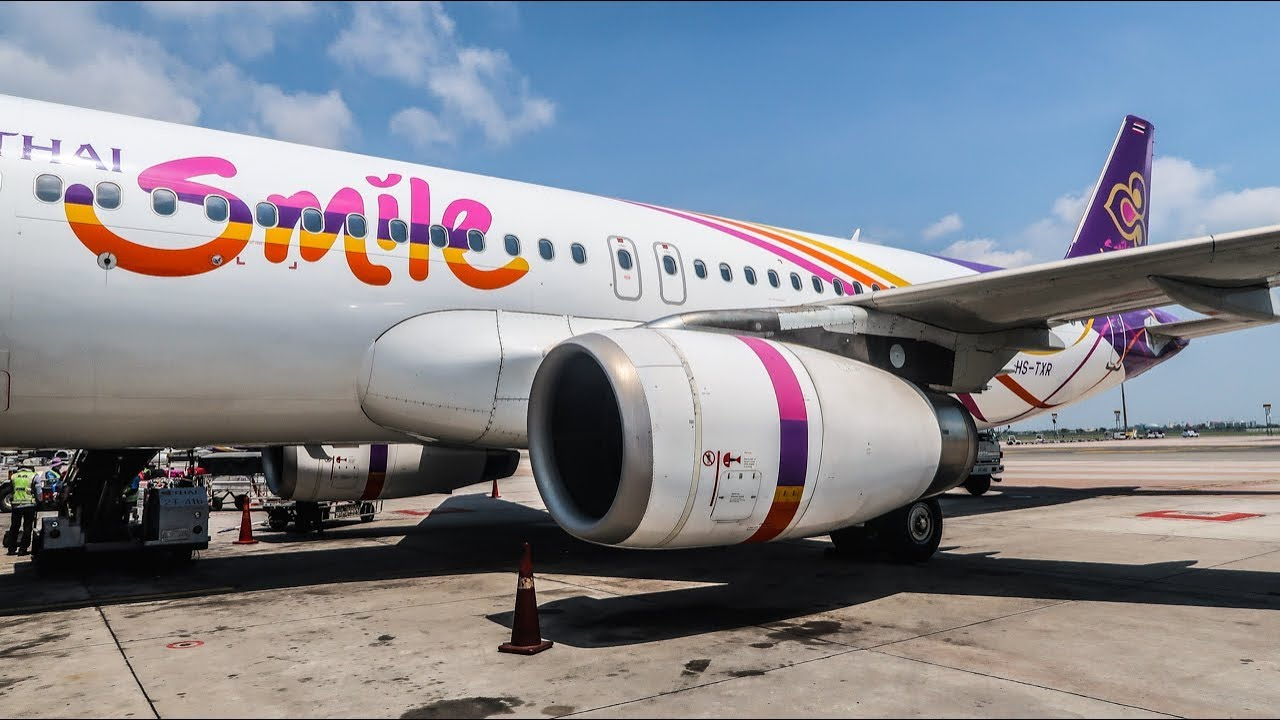 Thai Smile Suspends All Domestic Flights