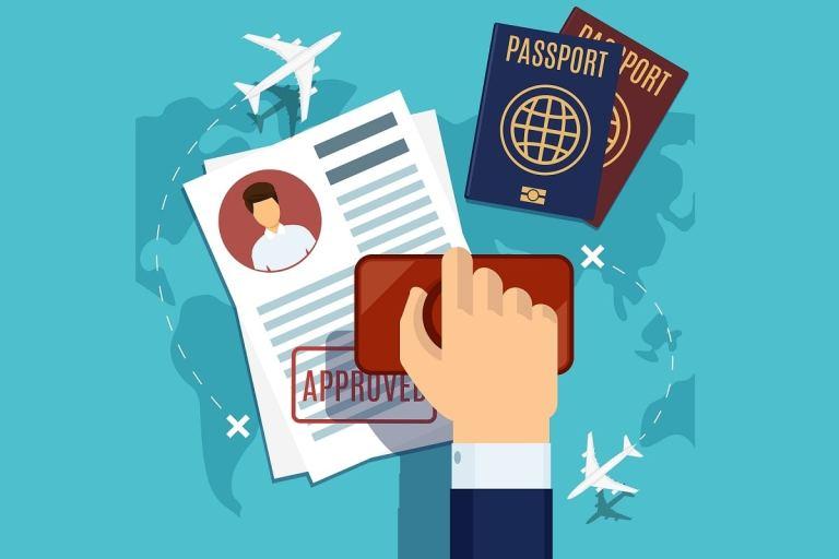 UAE Start Issuing Work Permits