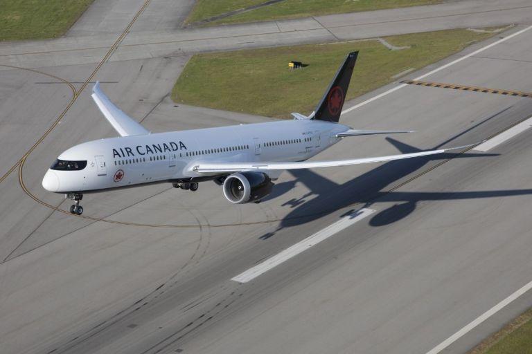 Canada Flight Ban From India
