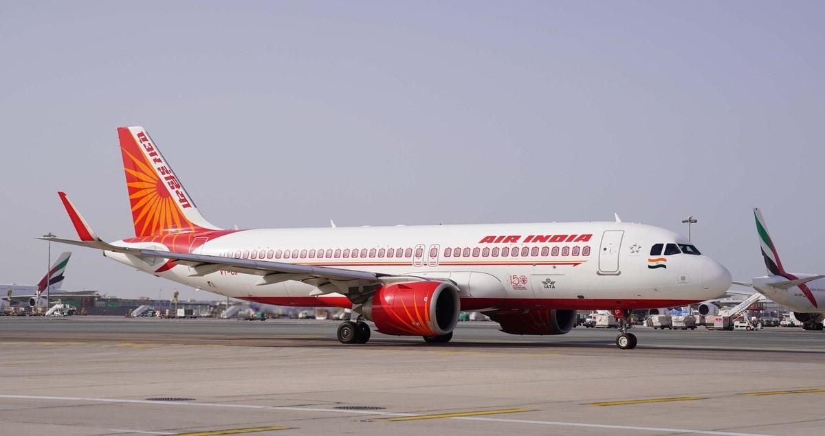 Air India Direct Flights Indore-Dubai