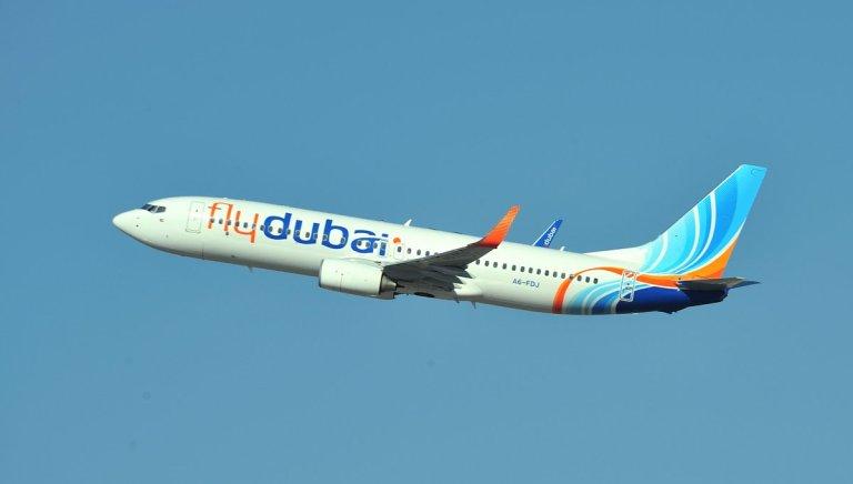 Flydubai Expo 2020