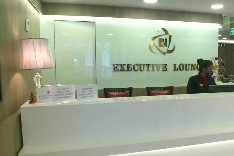 IRCTC Opens New Executive Lounge