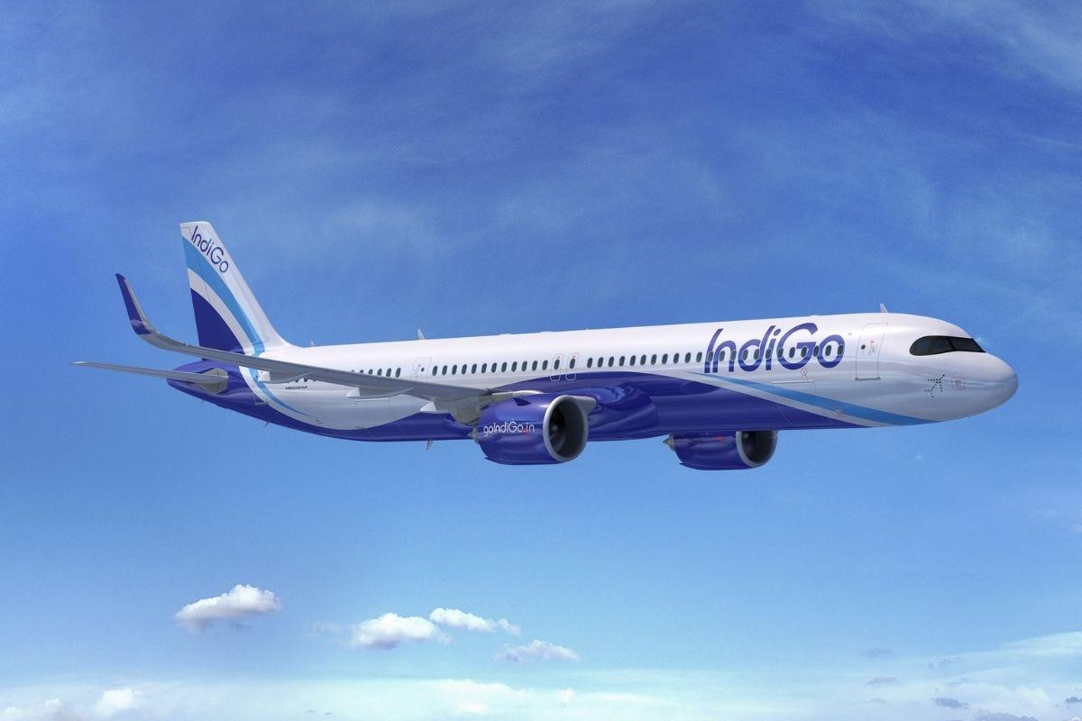 IndiGo Flight - Source Airbus