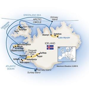 Tauck Iceland Cruise